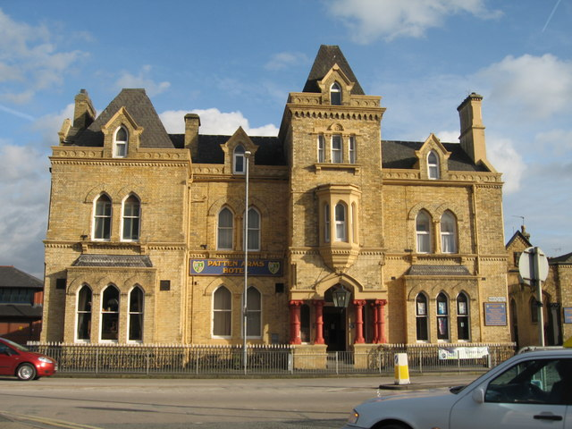 The Patten Arms, Warrington Bank Quay