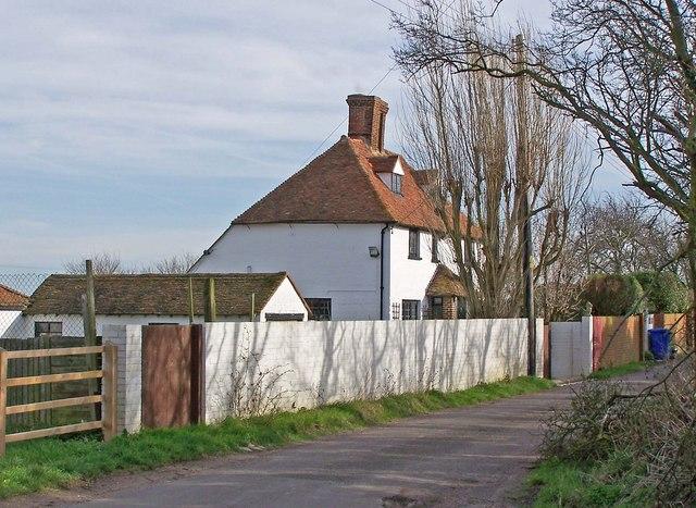 Parsonage Farmhouse