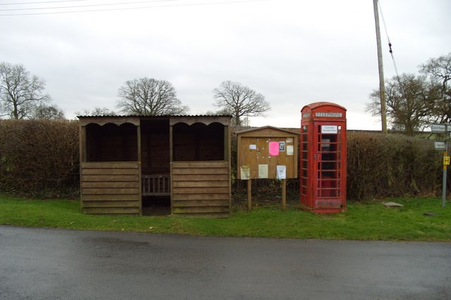 Countryside Bus Stop