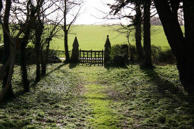 Church path