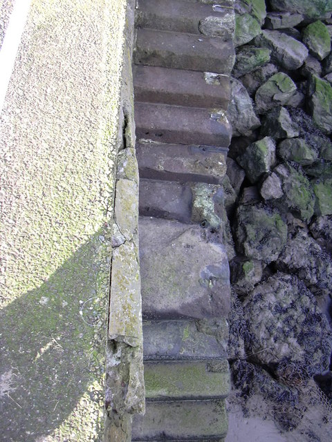 Steps on the Stone Jetty