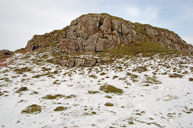 Site of an unnamed dun at Kingsburgh