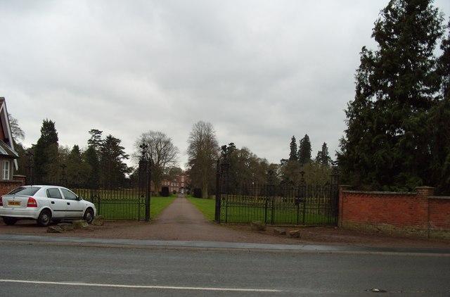 Hall At Henley
