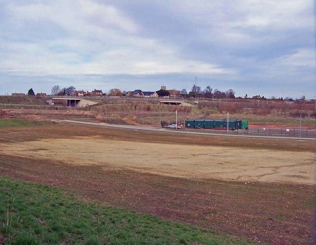 Office development site, near Sittingbourne