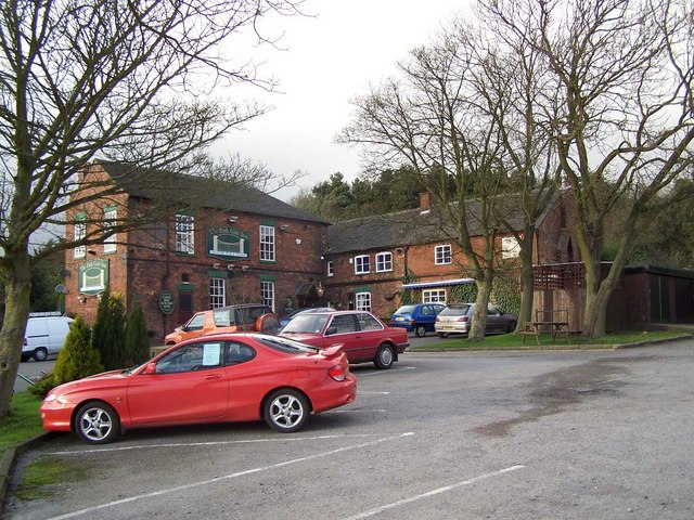 The Park Gate, Cannock Wood