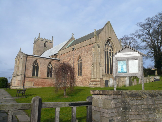 Whitwell - The Parish Church of St. Lawrence