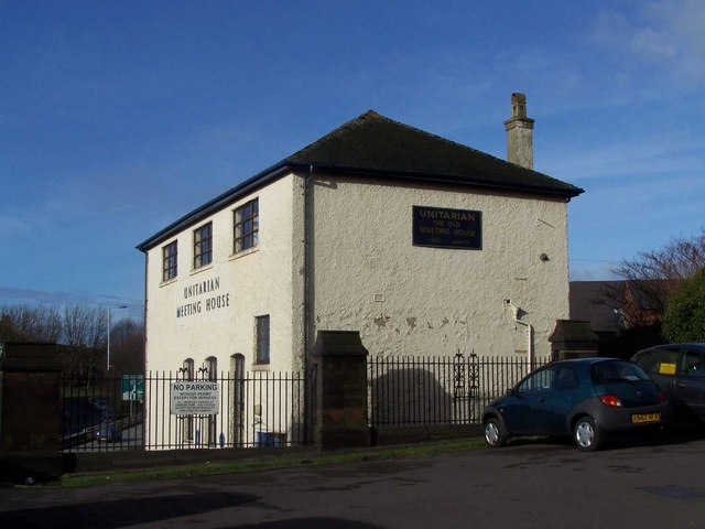 Unitarian Meeting House, Newcastle-under-Lyme