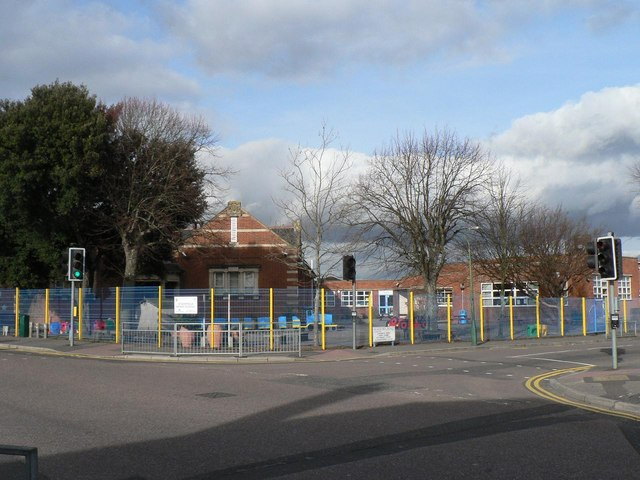 West Southbourne: Stourfield Infant School