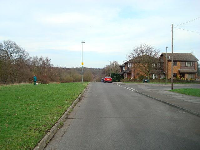 Leesons Way, Junction with Petersham Drive