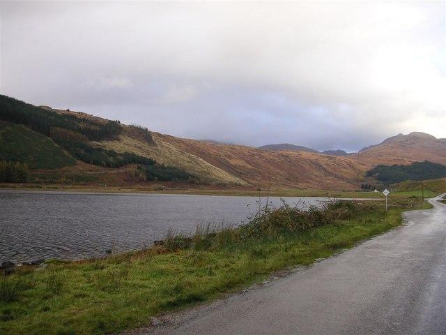 The head of Loch Sunart