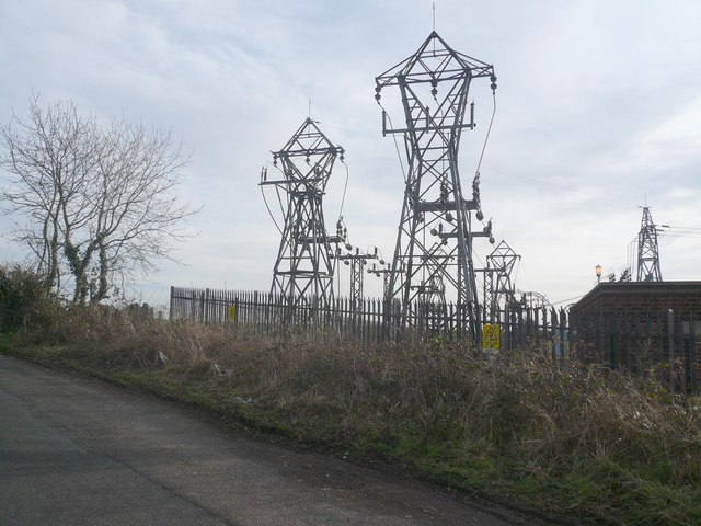 Clowne - Gapsick Lane Sub Station