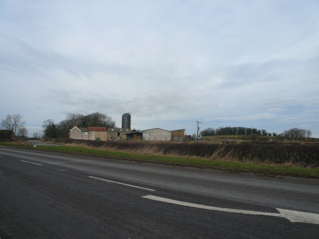 Barlborough - Speetley Farm