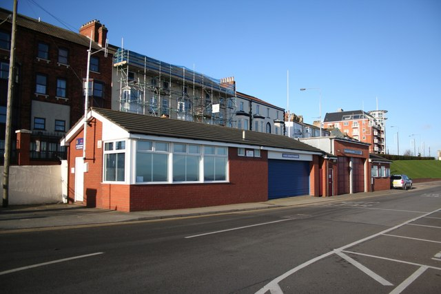 Cleethorpes Lifeboat Station