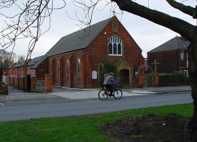 Corpus Christi Church, Hull