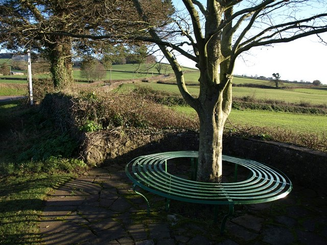 Tree seat, Humber