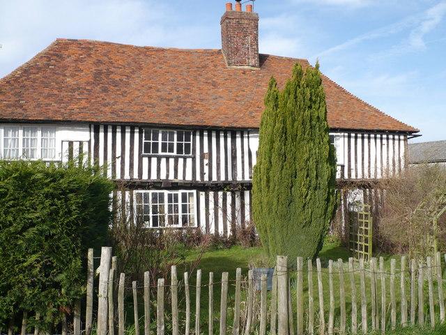 Sunderland farm house. Claxfield Road