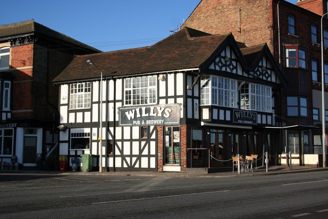 Willy's pub & brewery