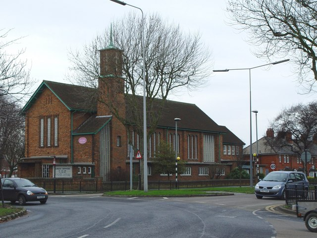 Derringham Bank Methodist Church, Hull