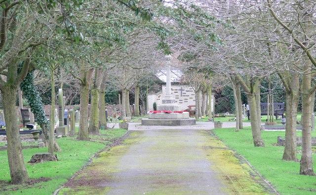 Hinckley Road Cemetery, Stoke Golding