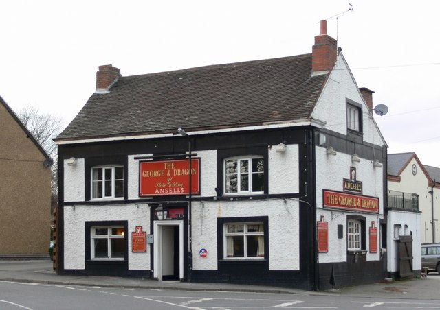 The George & Dragon, Stoke Golding