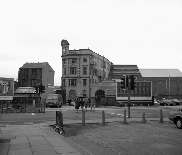 Victoria station, Manchester