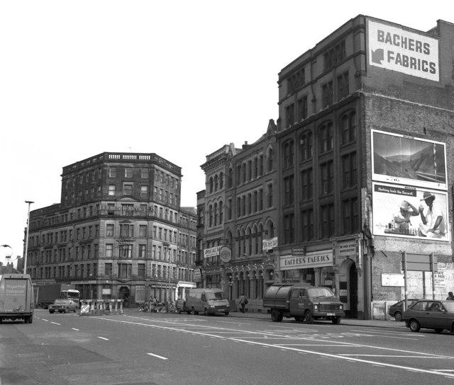 High Street, Manchester