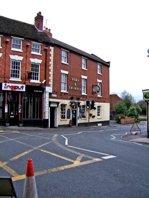 Horn & Trumpet (1), Dog Lane, Bewdley, Worcs