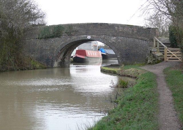 Bridge 23, Higham Bridge