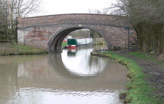 Bridge 22, Basin Bridge