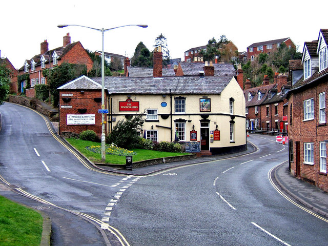 The Woodcolliers Arms, 76 Welch Gate