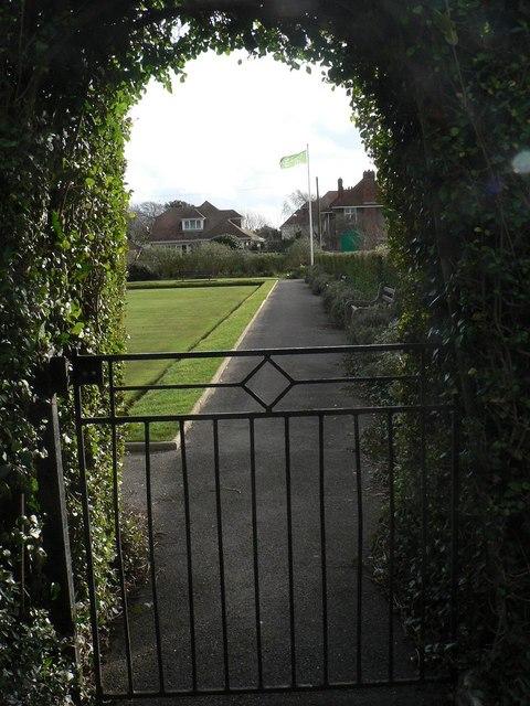 Seafield Gardens: Green Flag