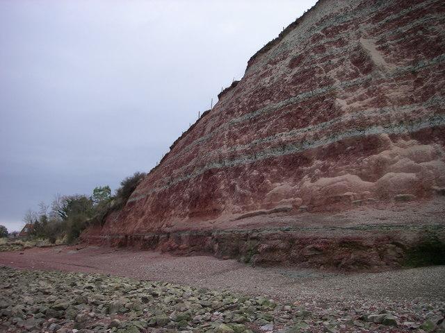 Garden Cliff, Strand