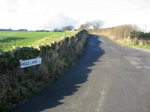 Hole Lane