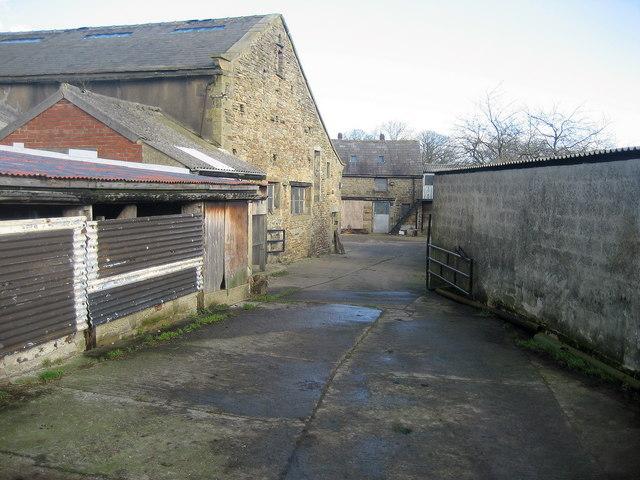 Low Bracken Hill Farm