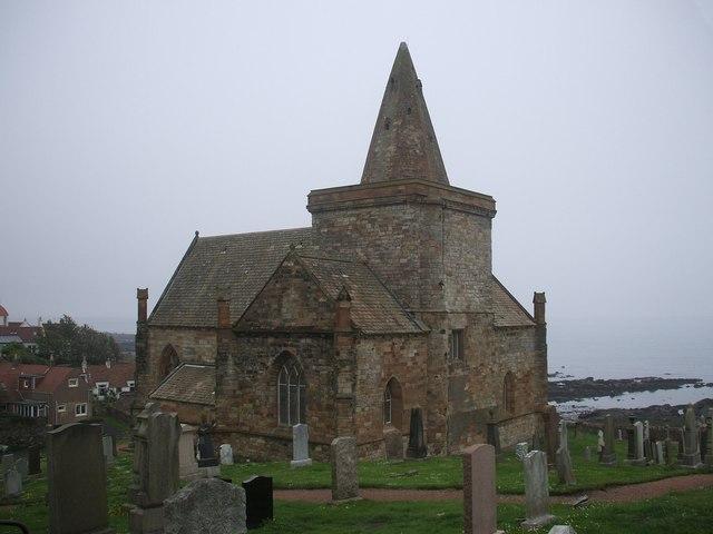 St Monans Kirk