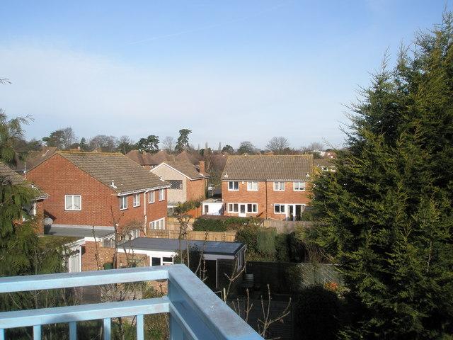 Houses in Warblington