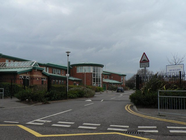 Throop: Muscliff Primary School