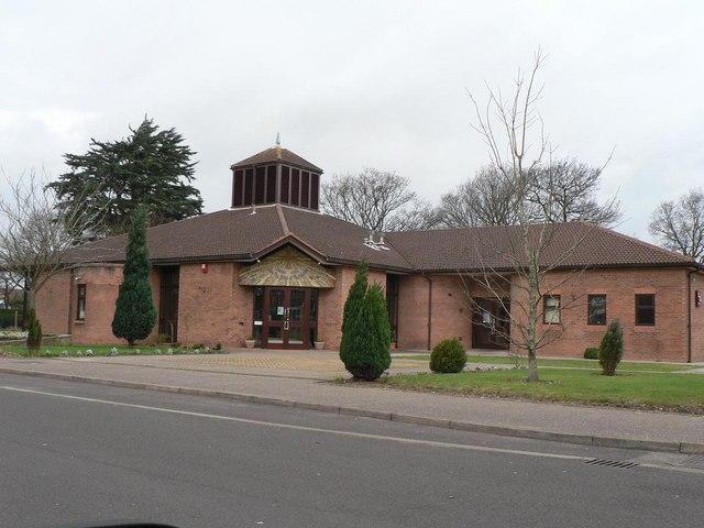Throop: church of St. Paul