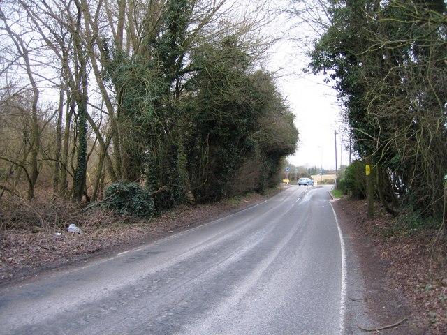 Basing Road