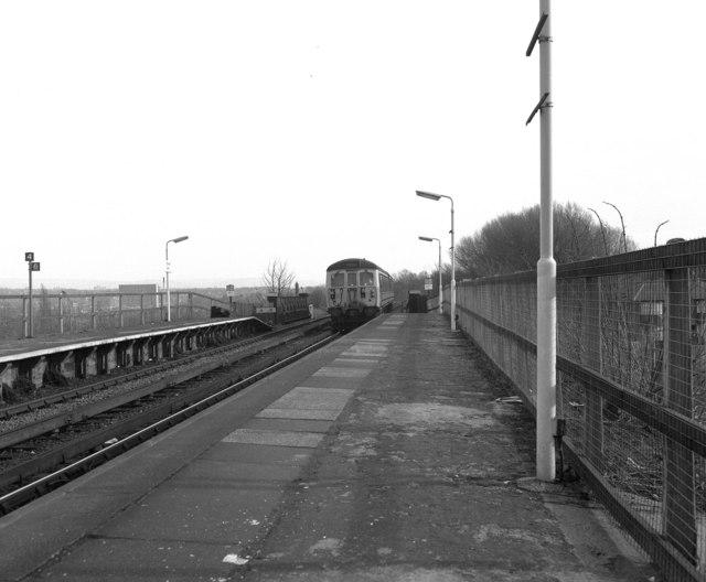 Bowker Vale station