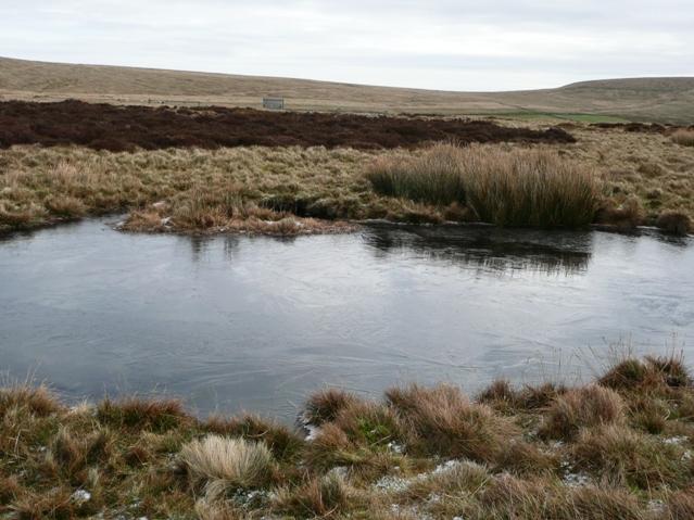 Pool on Mynydd James