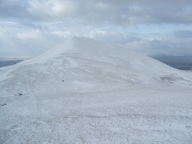 The 'back' of Murton Pike