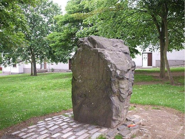 Pitcorthie Standing Stone