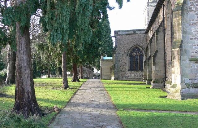 St. Andrews Churchyard, Aylestone