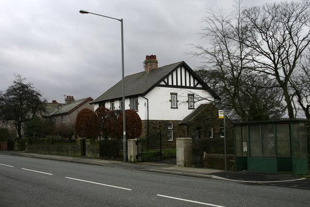 Brunshaw Road