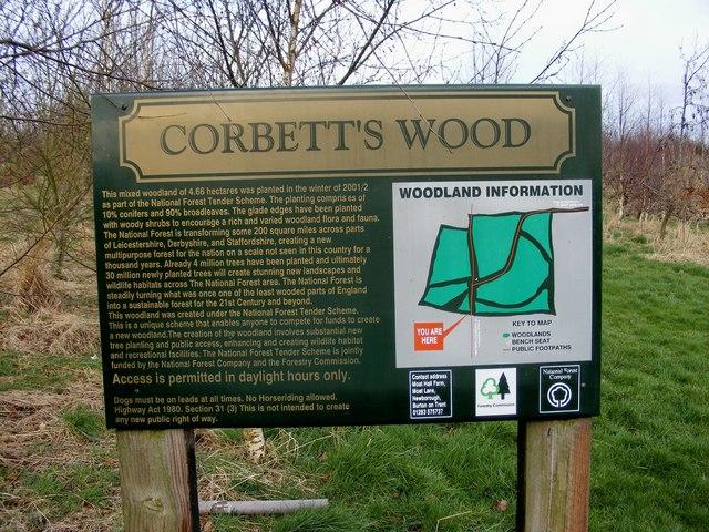 Corbetts Wood
