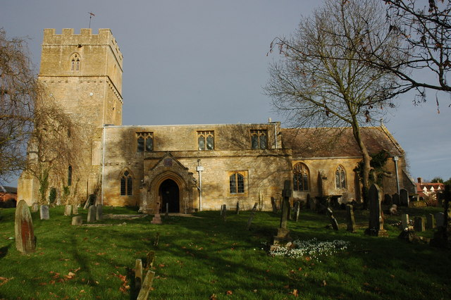 Dumbleton Church