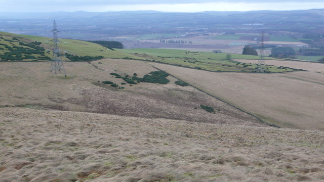 Rough moorland