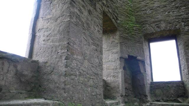 Inside Kilpurney Hill Tower