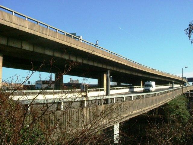 Westway/ Wood Lane - A40/A219, W12